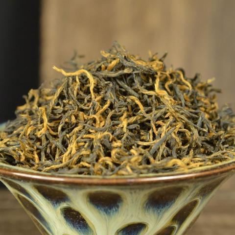 Цзинь Цзюнь Мей Ми Дин, Красный чай