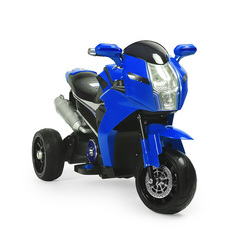 Детский трицикл Joy Automatic Sport Bike Blue