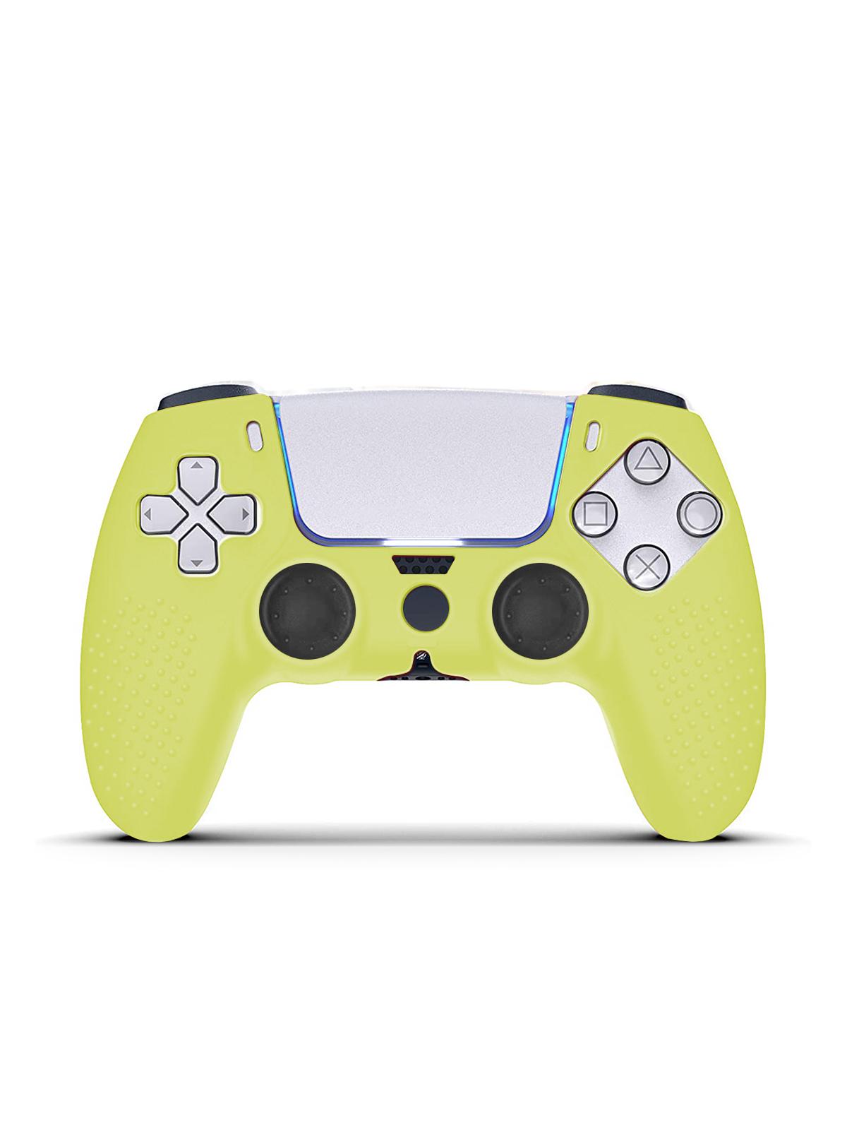 Картофан жёлтый для джойстика Dualsense PS5 купить в Sony Centre