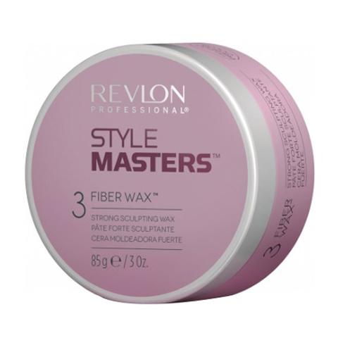 REVLON Style Masters: Формирующий воск с текстурирующим эффектом для волос (Fiber Wax), 85мл
