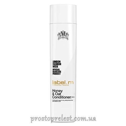 Label.M Honey & Oat Conditioner - Кондиционер питательный мёд и овёс