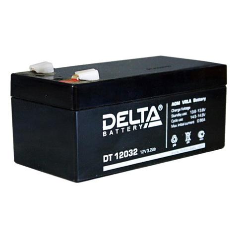Аккумуляторная батарея Delta DT 12032