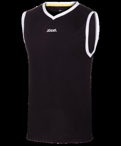 Майка баскетбольная JBT-1020-061, черный/белый