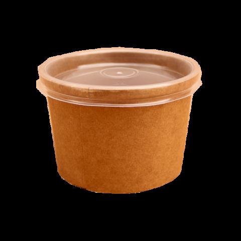 Крафт мини стакан супница