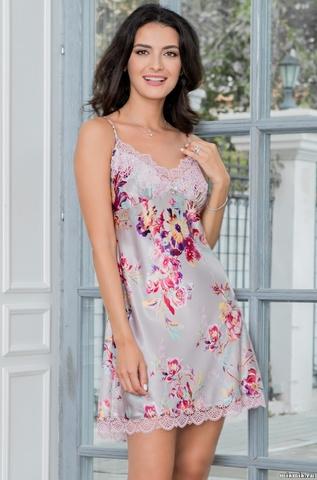 Короткая сорочка Mia-Amore 3131 GRACE (70% шелк)