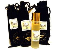 Духи натуральные масляные BLACK INTENSE / Черный интенсивный / муж / 10 мл /ОАЭ/ Swiss Arabian