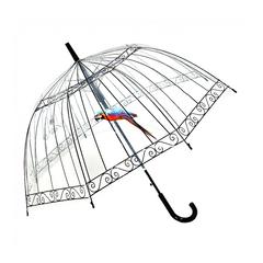 """Зонт-трость """"Райская птица"""""""