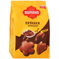 """Пряники """"Яшкино"""" шоколадные 350г"""