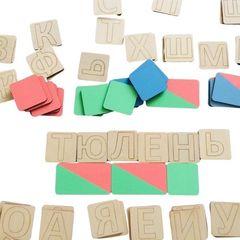 Звуковая схема слова для школьников, Сенсорика