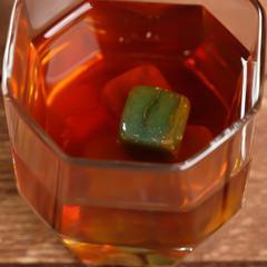 Набор камней для виски «There is wisdome», 4 шт, фото 4