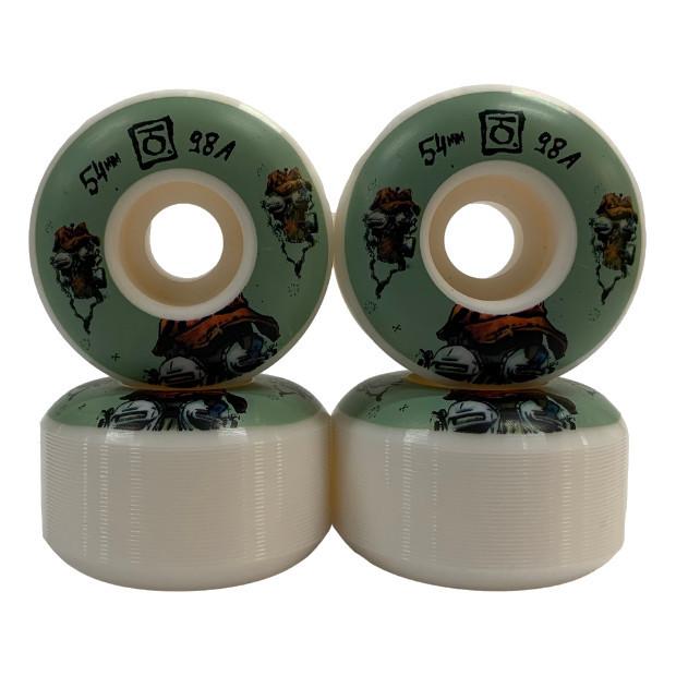 Колёса для скейтборда ЮНИОН F4 Mask (98A)