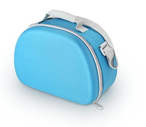 Термосумка Thermos для косметики Eva Mold Kit (6 л.), голубая