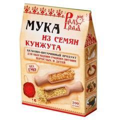 Мука кунжутная, Радоград, 200 г