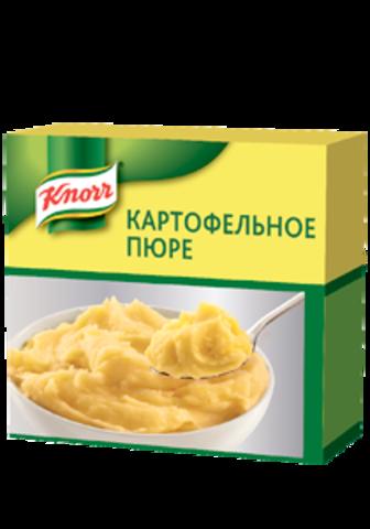 Картофельное пюре Knorr 2кг