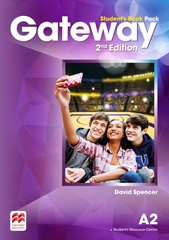 Gateway Second Edition A2 Student's Book Pack