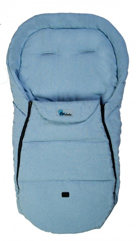AL2450L Altabebe Демисезонный конверт  Lifeline Polyester 95 x 45 (Light blue)