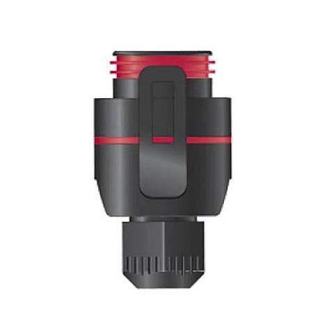 Штекер питания для циркуляционных насосов Grundfos ALPHA3, ALPHA2 и MAGNA3 (без кабеля)