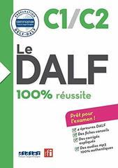 Nouveau DALF C1-C2 Livre + CD