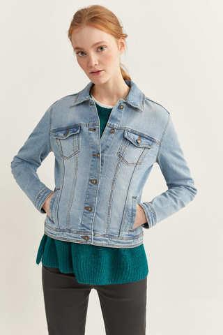 Базова джинсова куртка