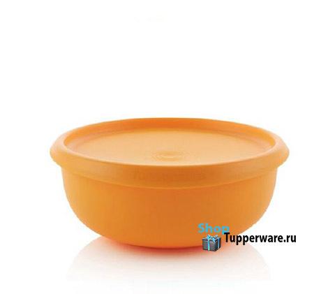 Чаша Цветение 550мл оранжевая