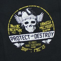Штаны черные Yakuza Premium 3029