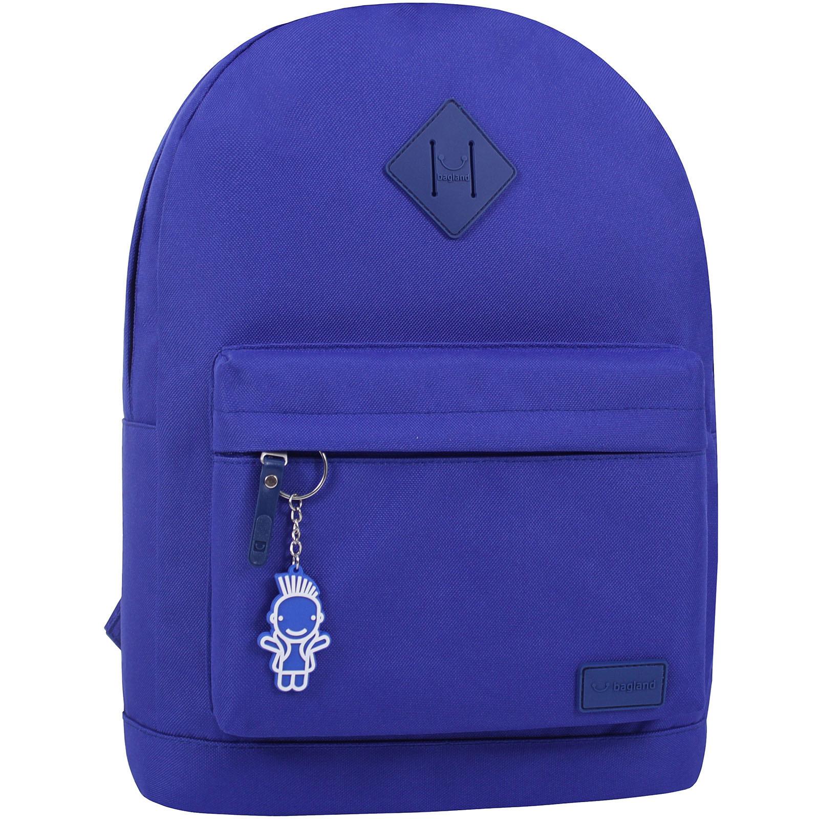 Городские рюкзаки Рюкзак Bagland Молодежный W/R 17 л. электрик (00533662) IMG_0805.JPG