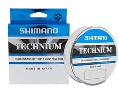 Леска SHIMANO Technium 200м черная 0,185мм 3,2кг