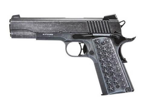 Пневматический пистолет SIG Sauer 1911 WeThePeople 4.5 мм (1911-177-WTP)