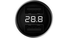 Автомобильная зарядка ZMI AP621, серебристый