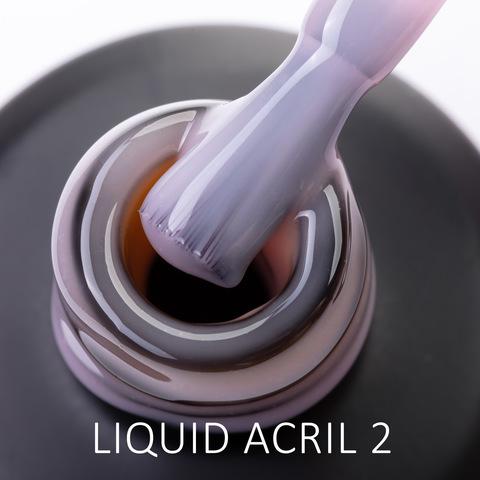 Акрил жидкий DIVA Liquid Acryl 2 15мл