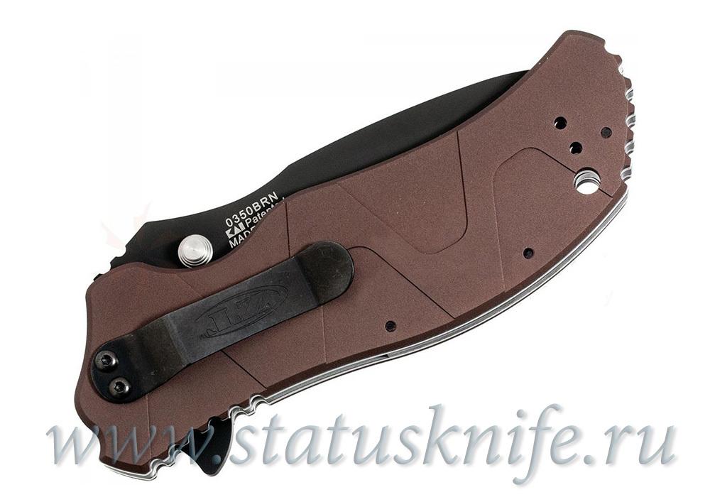 Нож Zero Tolerance 0350 ZT0350BRN - фотография