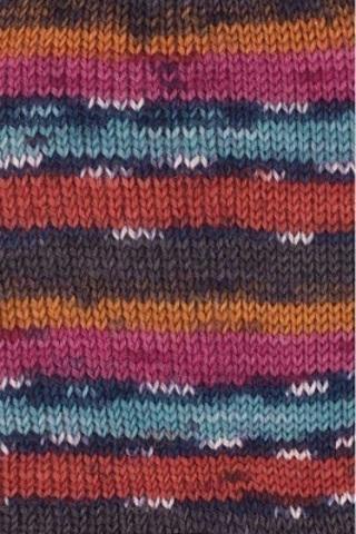 Gruendl Hot Socks Stripes 619