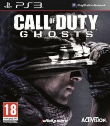Call of Duty: Ghosts - Free Fall Edition (PS3, английская версия)