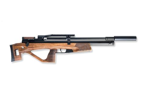 Jæger SP Булл-пап 6,35 мм (прямоток, ствол Alfa Precision  550 мм., полигональный без чока) 316L/AP/T