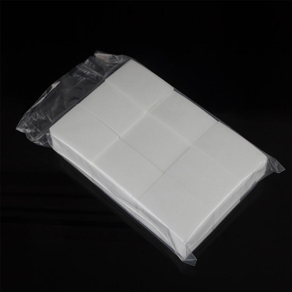 Безворсовые салфетки из спанлейса 6х4 см. (1000 шт.)