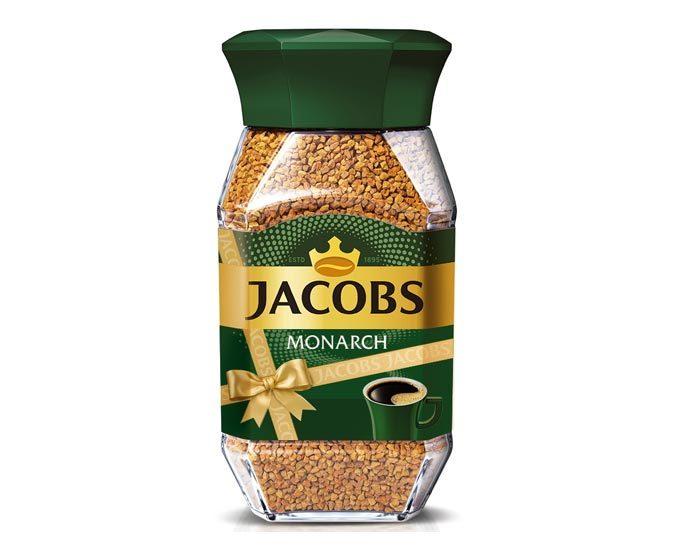 Кофе растворимый Jacobs Monarch, 95 г