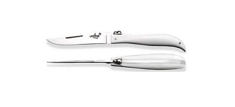 Нож складной 1 предмет (лезвие), Forge de Laguiole, дизайн Yan PENNOR'S PENNOR S 4