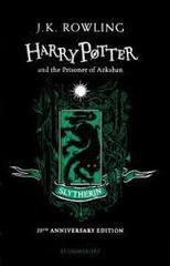Harry Potter and the Prisoner of Azkaban – Slytherin Ed (HB)