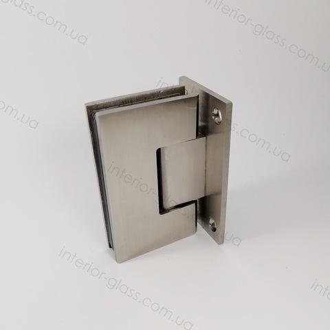 Петля душевая к стене HDL-301 BF SSS нержавеющая сталь