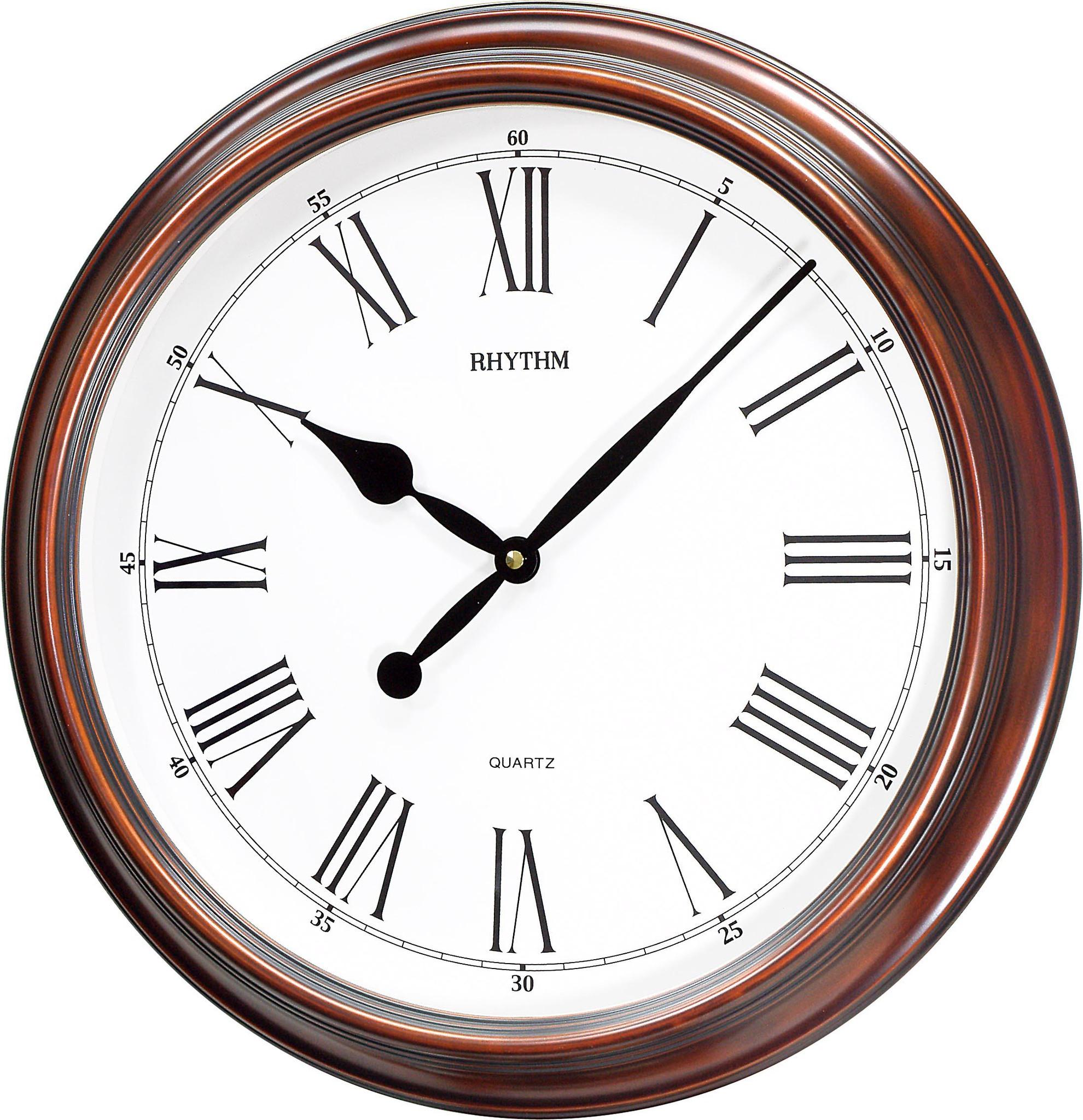 Настенные часы Rhythm CMG736NR35
