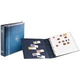 Альбом NUMIS включая 7 листов для 21 полных комплектов ЕВРО монет