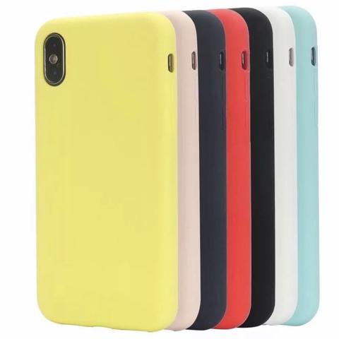 Чехол Apple Silicone Case для iPhone Xs Max