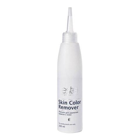Лосьон для удаления краски с кожи ESTEL Skin Color Remover, 200 мл