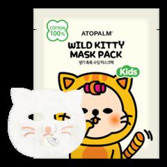 Маска ATOPALM Wild Kitty Mask Pack Kids 15ml 1шт.