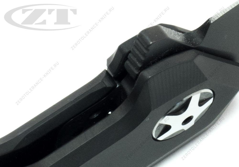 Нож Zero Tolerance 0095S90BLK - фотография