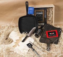 Подарочный набор для приготовления стейка GRAND-CHEF