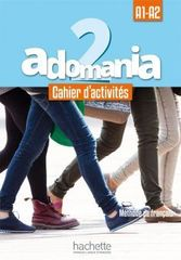 Adomania 2 Livre de l'eleve + CD-ROM (audio et ...