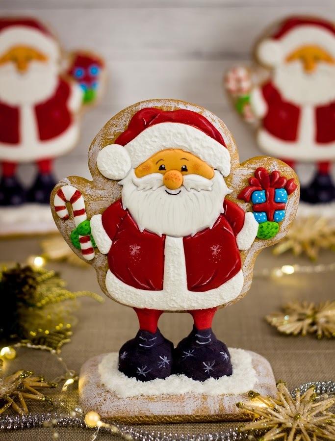 Дед Мороз №12