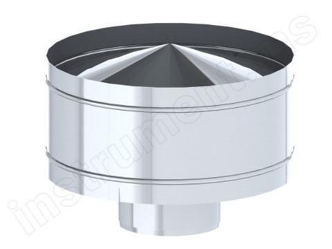 Дефлектор TMF Ø120, 0,5мм, нерж
