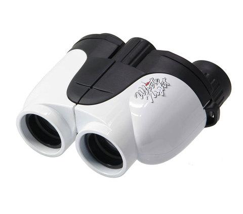 Бинокль Veber Sport 8x25 white / black